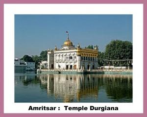 Amritsar -Durgiana_Temple,_Amritsar