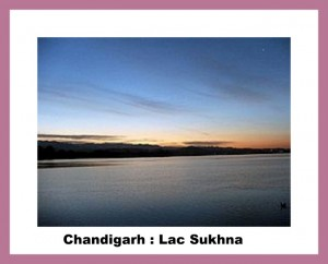 Chandigarh lac Sukhna