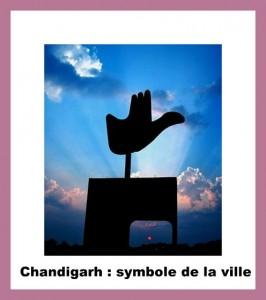Chandigarh_symbole de la ville