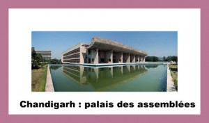 Chandigarhpalais des assemblées