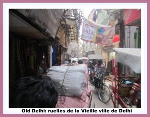 Delhi vieille ville