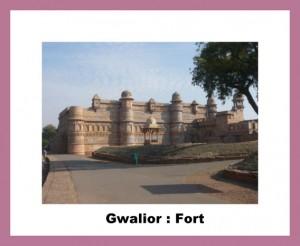 Gwalior Fort de Gwalior ama