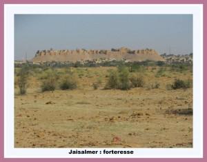 Jaisalmer- Forteresse