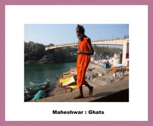Maeshwar ama Ghats