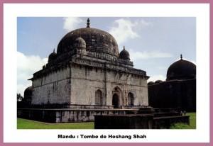 Mandu tombe de hoshang shah