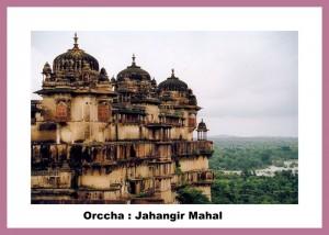 Orccha Jahangir Mahal