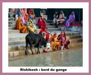 Rishikesh bord du gange