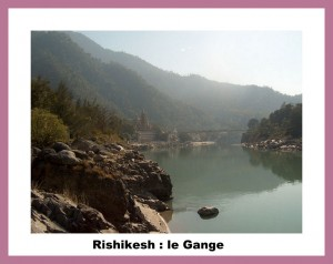 Rishikesh le gange