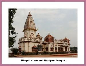 bhopal Lakshmi_Narayan_Temple