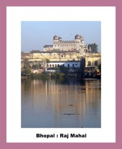 bhopal raj mahal