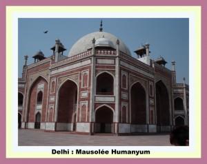 delhi mausolee humanyum