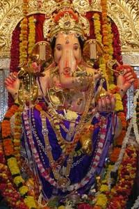 ganesh chaturthi represenation du dieu ganesh